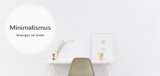 Minimalismus zuhause weniger dinge mehr leben mrs for Einfach leben minimalismus