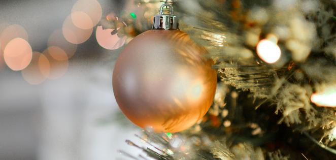 Feng Shui - bester Platz für den Weihnachtsbaum