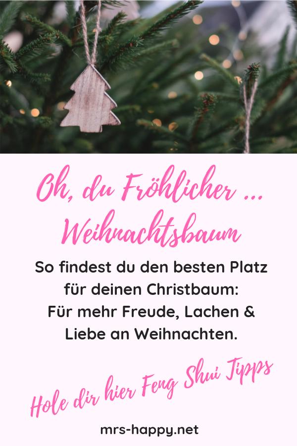 Oh , du Fröhlicher ... Weihnachtsbaum