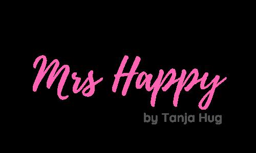 Mrs Happy by Tanja Hug